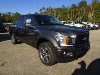 2019 Ford F-150 XL Truck 4 Door 4X4 Automatic 5.0L V8 Ti-VCT Engine