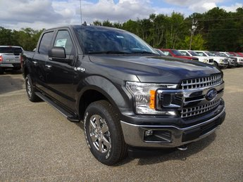 2019 Ford F-150 XLT 5.0L V8 Ti-VCT Engine Truck 4X4 Automatic