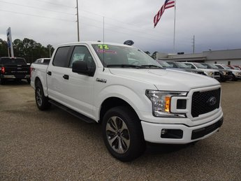 2019 Ford F-150 XL 4X4 Truck 5.0L V8 Ti-VCT Engine