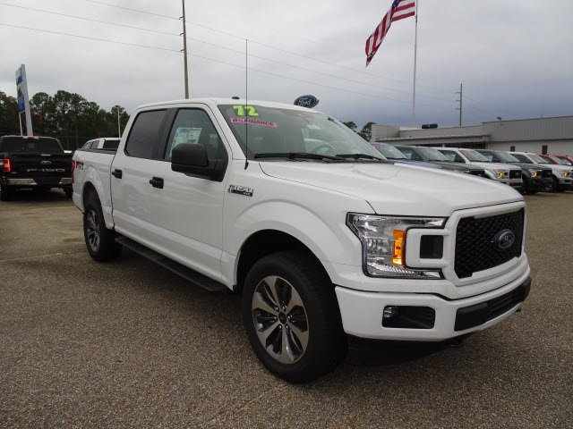 2019 Oxford White Ford F-150 XL Truck 5.0L V8 Ti-VCT Engine Automatic