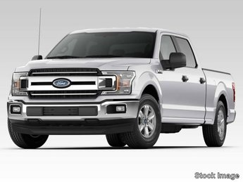 2020 Magnetic Metallic Ford F-150 XLT Truck 5.0L V8 Engine Automatic