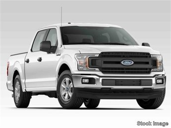 2019 Oxford White Ford F-150 XL Automatic 4 Door 5.0L V8 Ti-VCT Engine Truck