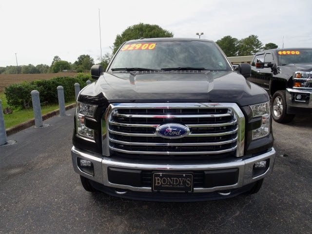 2016 Ford F-150 XLT Automatic Truck 4X4 4 Door