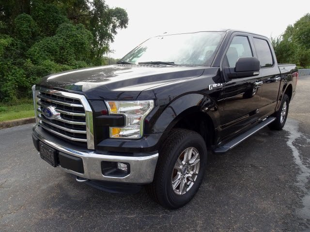 2016 Ford F-150 XLT Automatic Truck 5.0L V8 FFV Engine 4X4