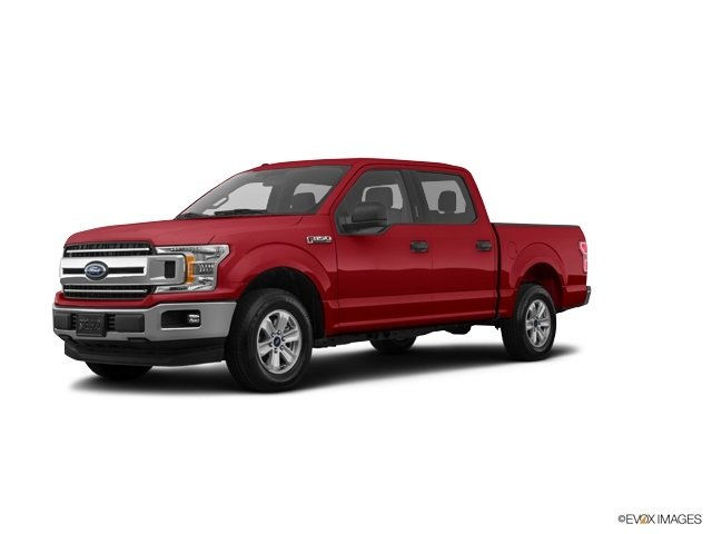 2018 Ford F-150 XLT Truck EcoBoost 3.5L V6 GTDi DOHC 24V Twin Turbocharged Engine 4X4