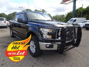 2017 Shadow Black Ford F-150 Limited EcoBoost 3.5L V6 GTDi DOHC 24V Twin Turbocharged Engine Automatic 4X4 4 Door