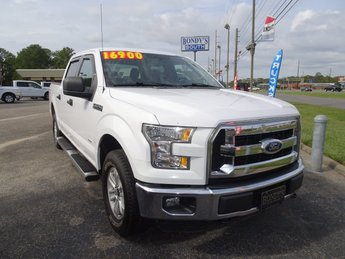 2015 Oxford White Ford F-150 XLT Automatic Truck EcoBoost 3.5L V6 GTDi DOHC 24V Twin Turbocharged Engine