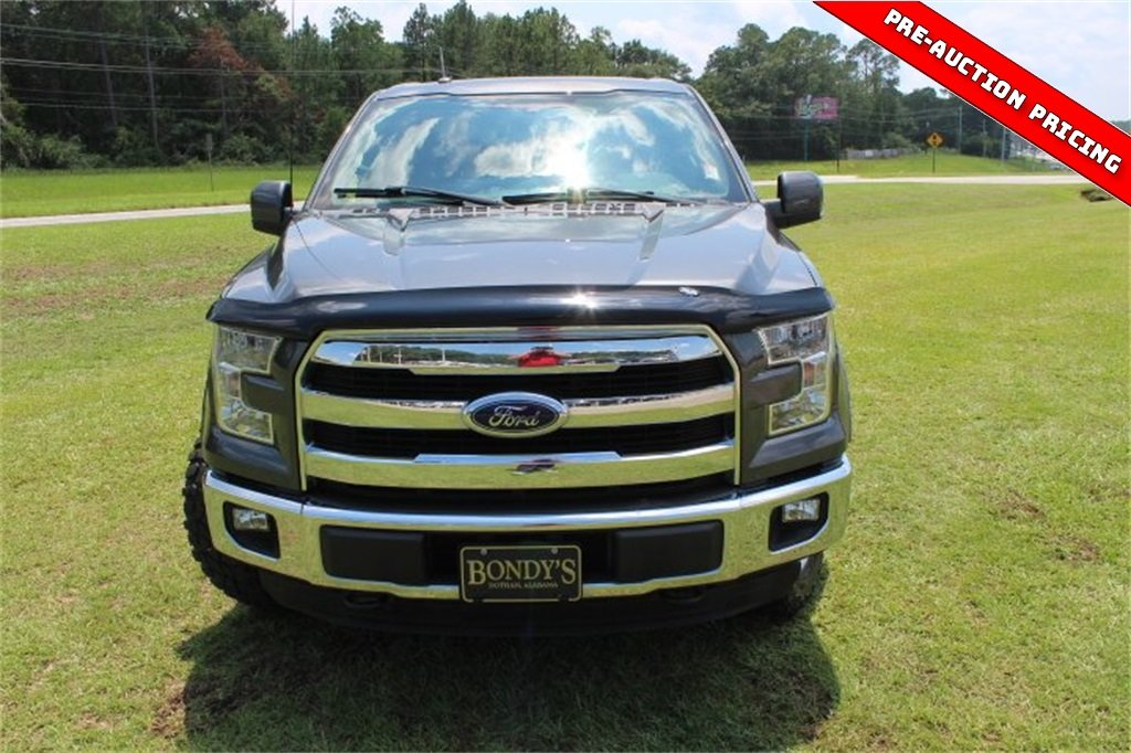 2015 Ford F-150 Lariat Truck Automatic 4 Door