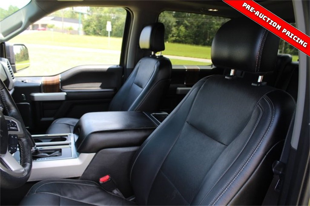 2015 Ford F-150 Lariat EcoBoost 3.5L V6 GTDi DOHC 24V Twin Turbocharged Engine Automatic Truck 4 Door 4X4