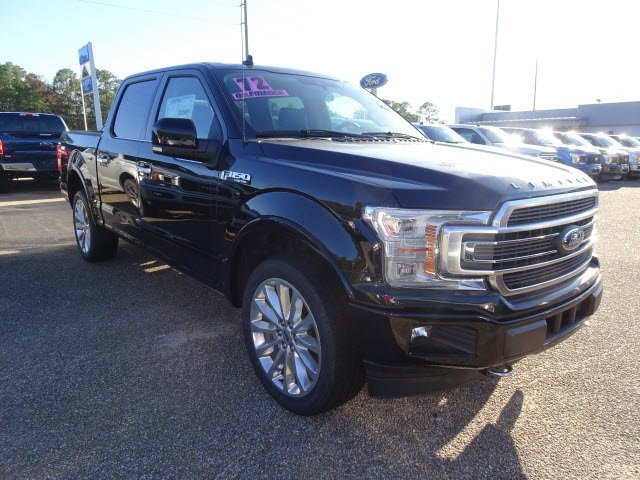 2019 Ford F-150 Limited 4X4 Truck Automatic 4 Door EcoBoost 3.5L V6 GTDi DOHC 24V Twin Turbocharged Engine