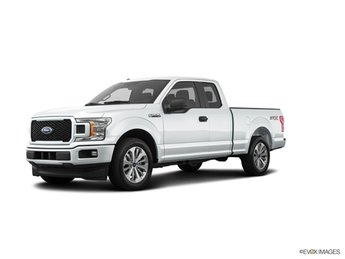 2019 Oxford White Ford F-150 XL Truck 3.3L V6 Ti-VCT 24V Engine 4 Door Automatic RWD