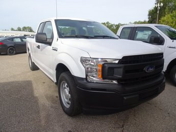 2019 Ford F-150 XL 4 Door RWD 3.3L V6 Ti-VCT 24V Engine Automatic Truck