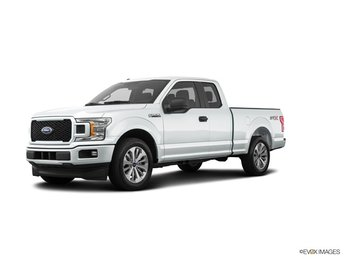 2019 Oxford White Ford F-150 XL Truck 4 Door 3.3L V6 Ti-VCT 24V Engine Automatic