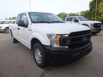 2019 Oxford White Ford F-150 XL RWD Automatic Truck 3.3L V6 Ti-VCT 24V Engine
