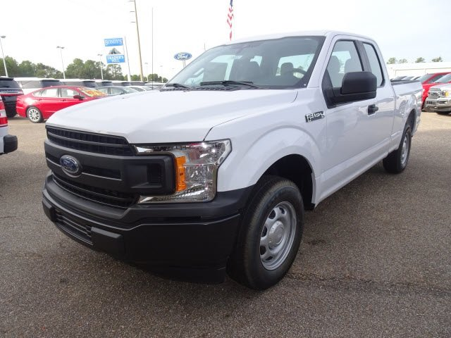 2019 Ford F-150 XL 4 Door Automatic 3.3L V6 Ti-VCT 24V Engine