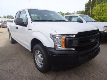 2019 Oxford White Ford F-150 XL Automatic Truck 3.3L V6 Ti-VCT 24V Engine