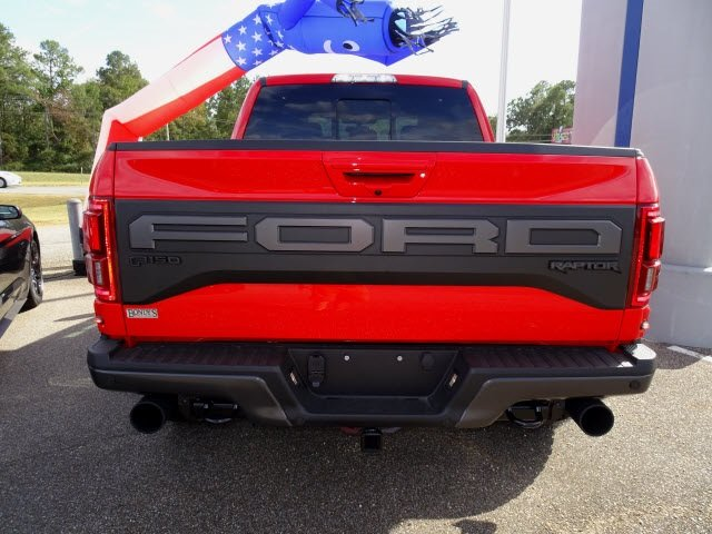 2019 Race Red Ford F-150 Raptor Truck 4X4 4 Door