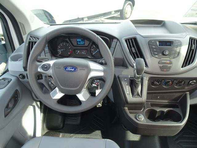 2019 Ford Transit-150 Base Automatic RWD Van 3.7L V6 Ti-VCT 24V Engine 3 Door