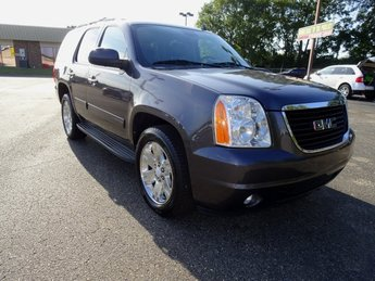 2010 GMC Yukon SLT Automatic Vortec 5.3L V8 SFI Flex Fuel Iron Block Engine 4 Door SUV