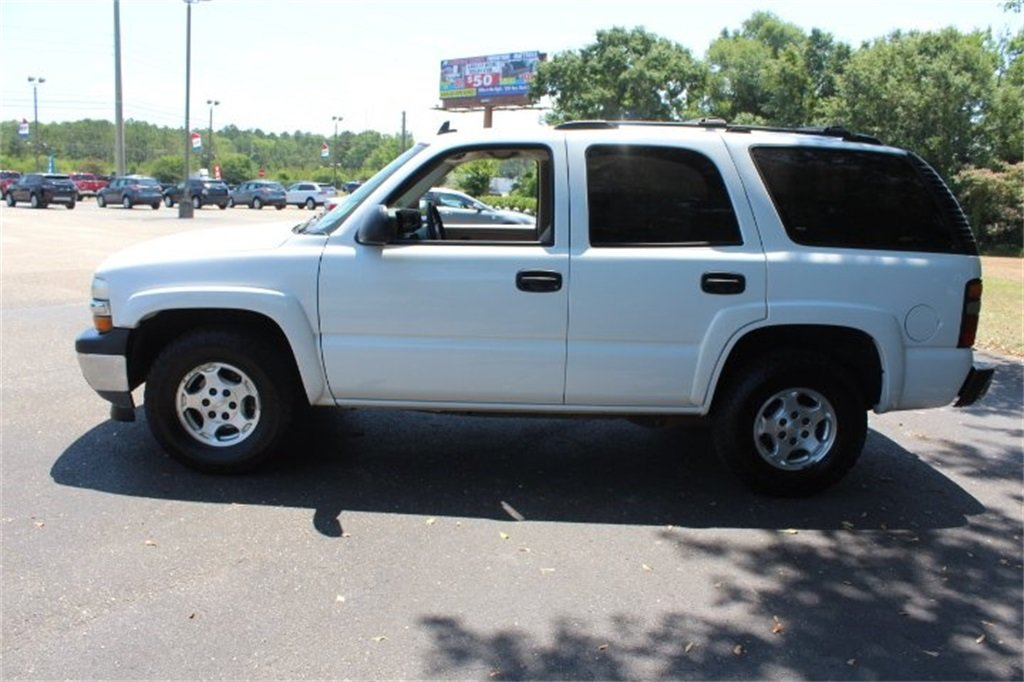 2006 Chevy Tahoe LS SUV RWD Automatic 4 Door
