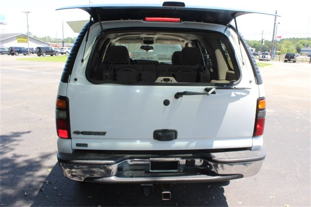 2006 Chevy Tahoe LS 4 Door Automatic RWD