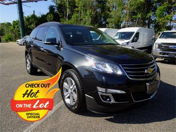 2015 Chevy Traverse LT 4 Door Automatic 3.6L V6 SIDI Engine