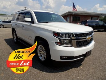 2016 Chevy Tahoe LT SUV 4 Door Automatic