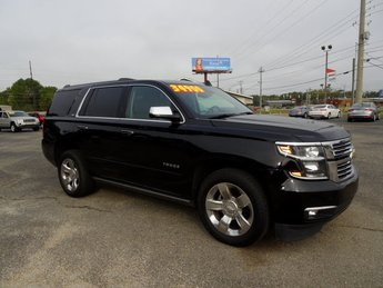 2015 Chevy Tahoe LTZ RWD V8 Engine 4 Door SUV