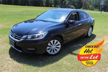 2015 Honda Accord EX-L Automatic (CVT) FWD Sedan 4 Door
