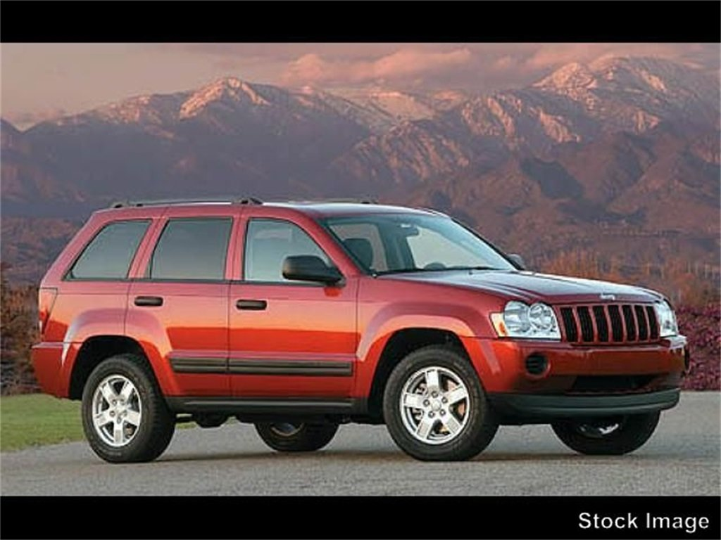 2007 Jeep Grand Cherokee Laredo SUV 4X4 Automatic 4.7L V8 FFV Engine