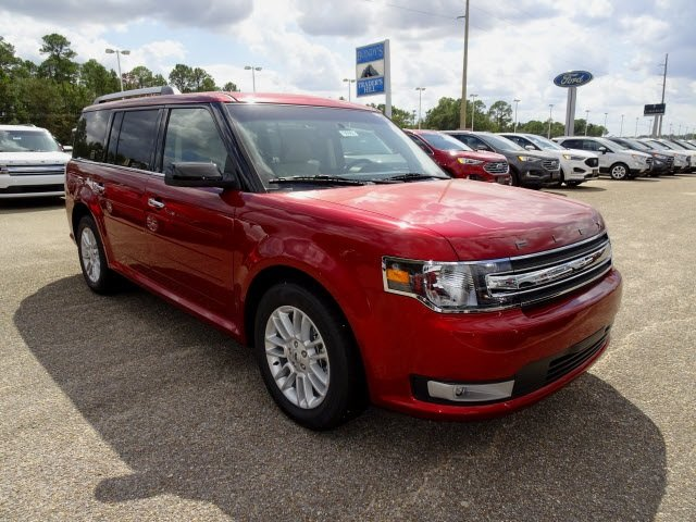 2019 Ford Flex SEL 3.5L V6 Ti-VCT Engine SUV 4 Door Automatic
