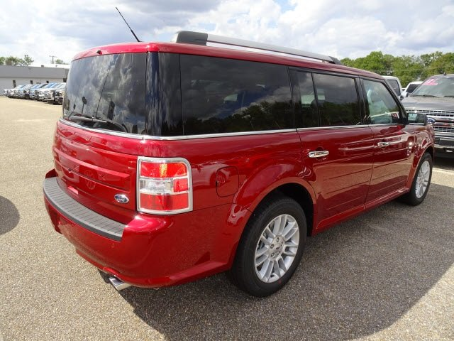 2019 Ford Flex SEL 3.5L V6 Ti-VCT Engine FWD Automatic SUV 4 Door