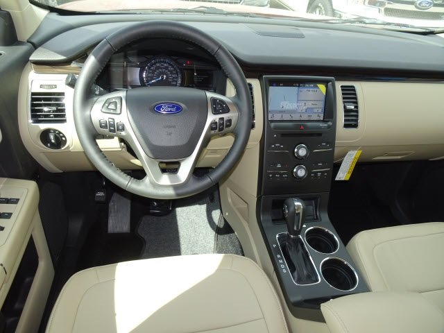 2019 Ford Flex SEL 4 Door 3.5L V6 Ti-VCT Engine FWD
