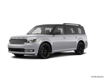2019 Ford Flex SEL 3.5L V6 Ti-VCT Engine SUV 4 Door Automatic FWD