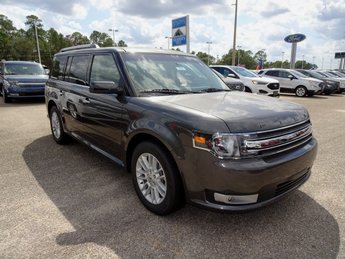 2019 Magnetic Ford Flex SEL Automatic FWD SUV 3.5L V6 Ti-VCT Engine 4 Door