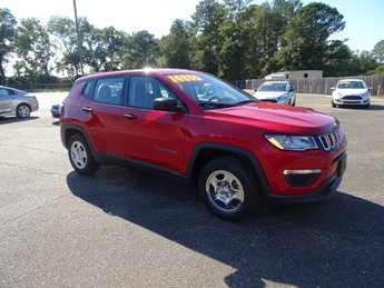 2017 Red Line Jeep New Compass Sport Manual 4 Door FWD 2.4L I4 MultiAir Engine SUV