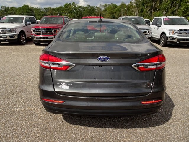 2019 Ford Fusion S FWD 2.5L i-VCT Engine Automatic 4 Door Sedan