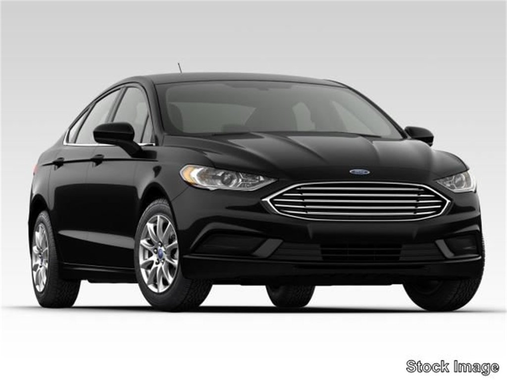 2019 Ford Fusion S FWD 4 Door Sedan Automatic