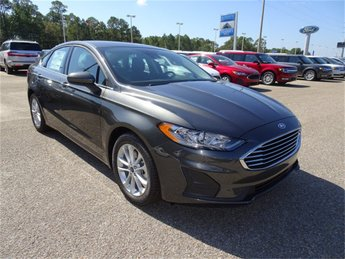 2019 Magnetic Ford Fusion SE Automatic FWD Sedan