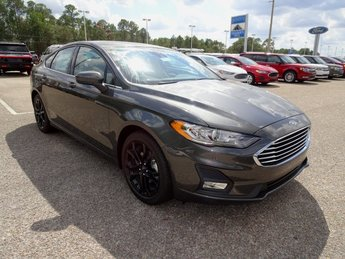 2020 Magnetic Ford Fusion SE EcoBoost 1.5L I4 GTDi DOHC Turbocharged VCT Engine 4 Door Automatic
