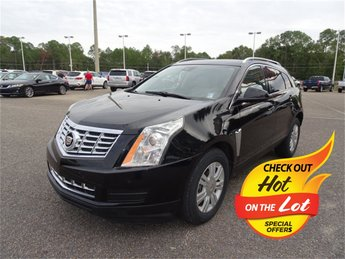 2015 Cadillac SRX Luxury Collection Automatic 4 Door SUV FWD 3.6L V6 DGI DOHC VVT Engine