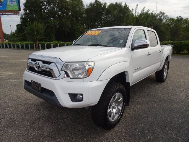 2015 Toyota Tacoma PreRunner Automatic Truck 4 Door