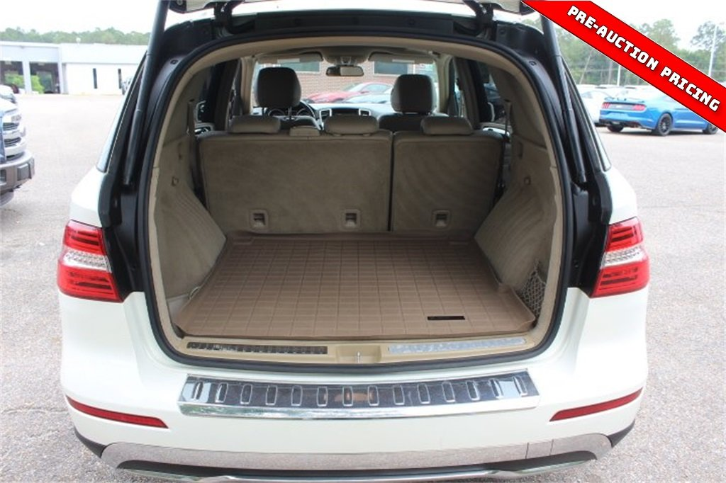 Used 2012 Mercedes-Benz M-Class ML 350 AWD SUV For Sale In