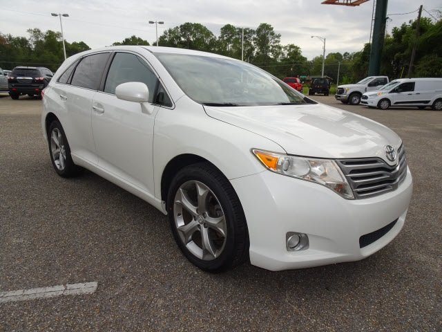 2009 Blizzard Pearl Toyota Venza Base Crossover 3.5L V6 SMPI DOHC Engine Automatic AWD