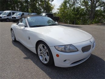 2005 BMW Z4 3.0i Automatic 3.0L I6 DOHC 24V Engine Convertible