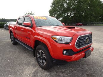 2018 Inferno Toyota Tacoma TRD Offroad 4 Door RWD Automatic V6 Engine