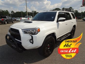 2019 Toyota 4Runner TRD Pro Automatic SUV 4.0L V6 SMPI DOHC Engine 4X4 4 Door