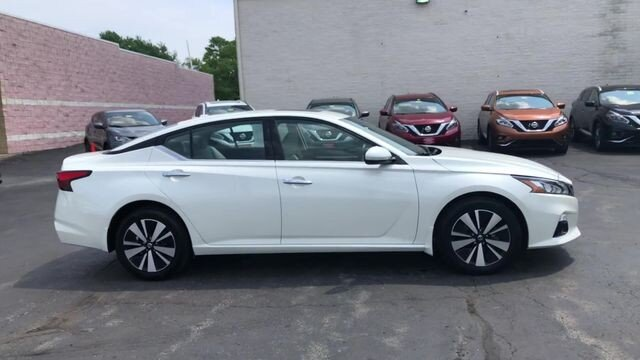 2019 Nissan Altima 2.5 SV 2.5L 4-Cyl Engine 4 Door Sedan