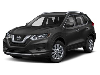 2019 Nissan Rogue S 2.5L 4-Cylinder Engine SUV Automatic (CVT) 4 Door AWD