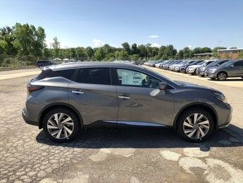2020 GRAY Nissan Murano SL 4 Door Automatic AWD SUV